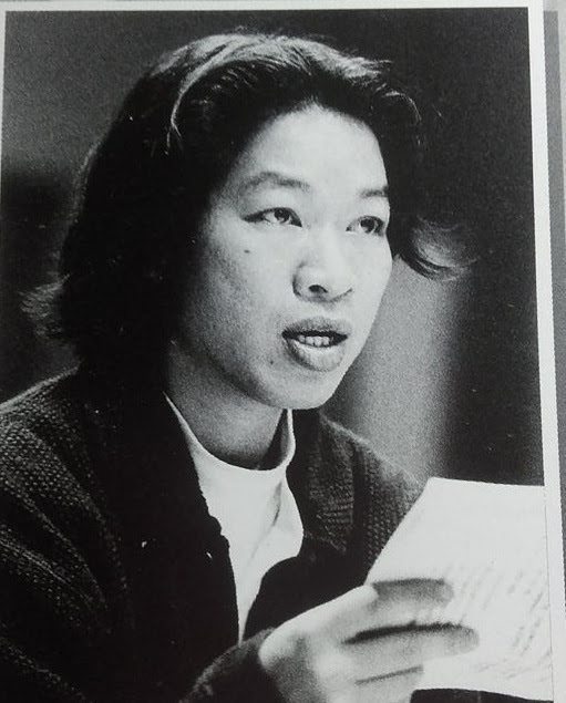 劇場工作者田啟元。圖片來源:臨界點30。